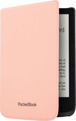 Pokrowiec PocketBook Etui Shell Premium pastelowy róż HPUC-632-P-D