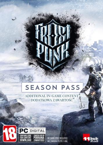 Frostpunk Season pass