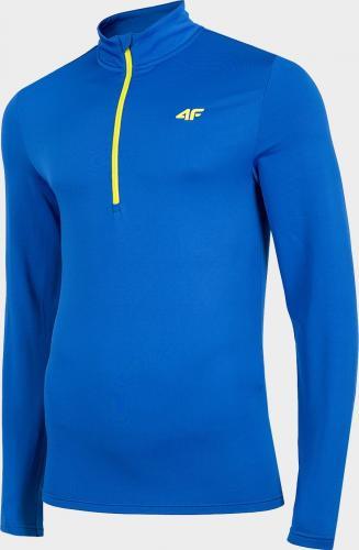 4f Koszulka męska H4Z19-BIMD002 niebieska r. XXL