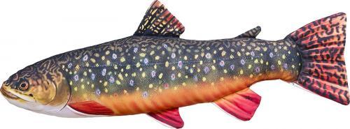Gaby Poduszka Ryba Pstrąg źródlany Mini 35cm