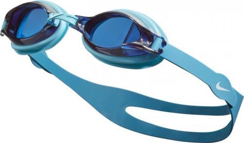 Nike Okulary pływackie Chrome smoky turquoise (N79151-981)