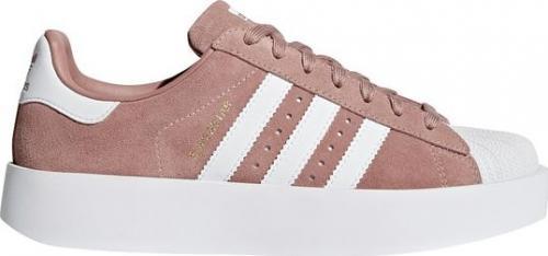 Adidas Adidas Buty damskie Superstar Bold W różowe r. 38 2/3 (CQ2827)