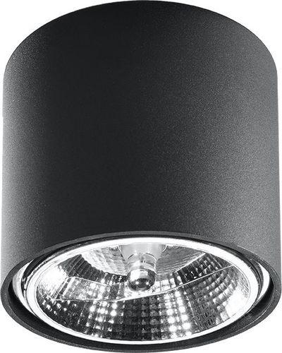 Lampa sufitowa Sollux Tiube 1x40W