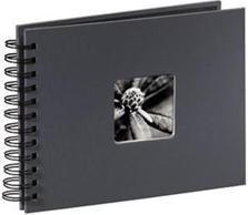 Hama ALBUM FINE ART 24X17/50 SZARY CZARNE KARTKI (948840000)