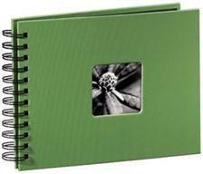 Hama ALBUM FINE ART 24X17/50 ZIELONY CZARNE KARTKI (948800000)