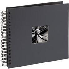 Hama ALBUM FINE ART 28X24/50 SZARY CZARNE KARTKI (948790000)