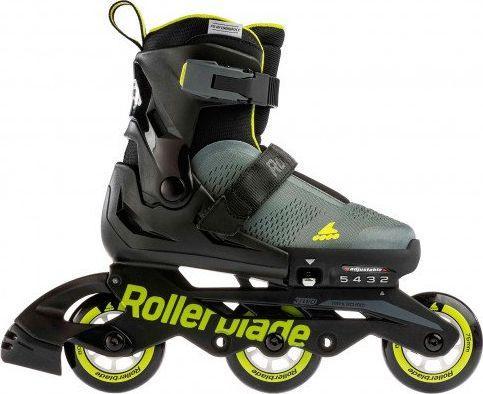 Rolki Rollerblade Microblade Free 3WD rekreacyjne regulowane czarne r. 28-32