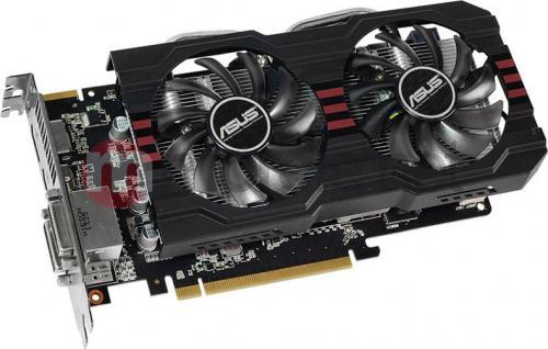 Karta graficzna Asus Radeon R9 270 OC 2GB DDR5 (256BIT) PCI-E 2DVI/HDMI/DP BOX (R9270-DC2OC-2GD5)