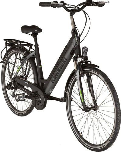 Kawasaki Kawasaki Rower Elektryczny Trekking Lady KX-E-TREKLADY51 | Gwarancja | Faktura 23% | DAMOWA SZYBKA WYSYŁKA ! uniwersalny