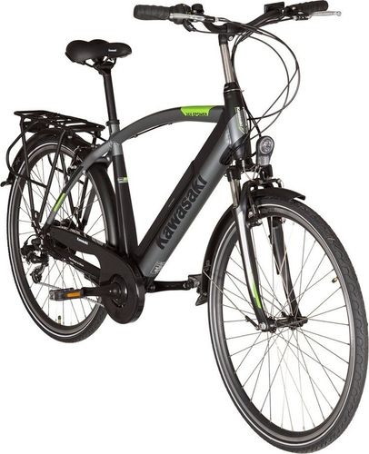 Kawasaki Kawasaki Rower Elektryczny Trekking Man KX-E-TREKMAN53 | Gwarancja | Faktura 23% | DARMOWA DOSTAWA ! uniwersalny