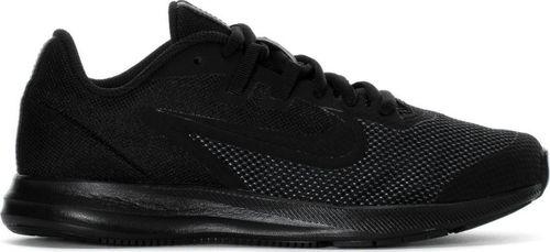 Nike Buty dziecięce Downshifter 9 GS czarne r. 37.5 (AR4135 001)
