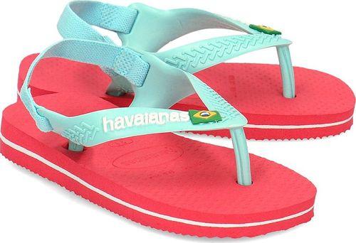 Havaianas Havaianas Brasil Logo - Sandały Dziecięce - 4140577 0579 21