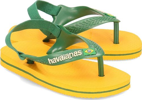 Havaianas Havaianas Brasil Logo - Sandały Dziecięce - 4140577 1652 25/26