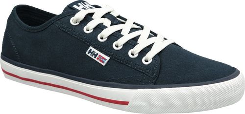 Helly Hansen Buty damskie FJORD CANVAS SHOE V2 Navy / Red / Off White r. 40 (11466-597)