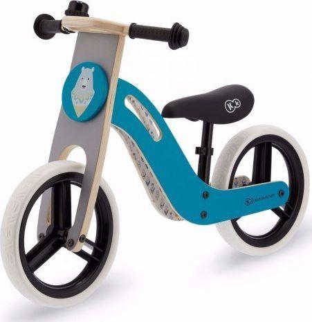 KinderKraft Rowerek biegowy Uniq turkusowy