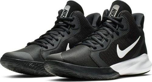 Nike Buty męskie Precision III czarne r. 44 (AQ7495-002)