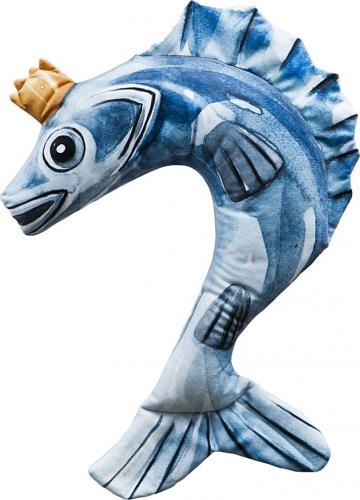 Gaby Poduszka Ryba Król Sielaw Mini 30cm