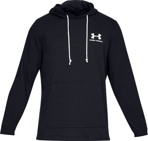 Under Armour Bluza męska Sportstyle Terry Hoodie czarna r. XL (1329291-001)
