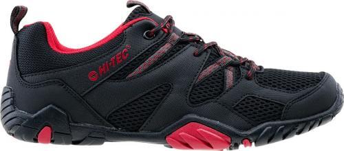 Hi-tec Buty męskie Rengos Black/Red r. 45