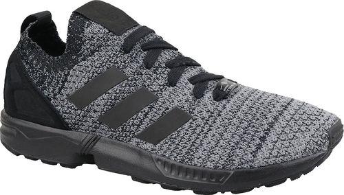 Adidas Buty męskie Originals Zx Flux Primeknit czarne r. 42 2/3 (BZ0562)