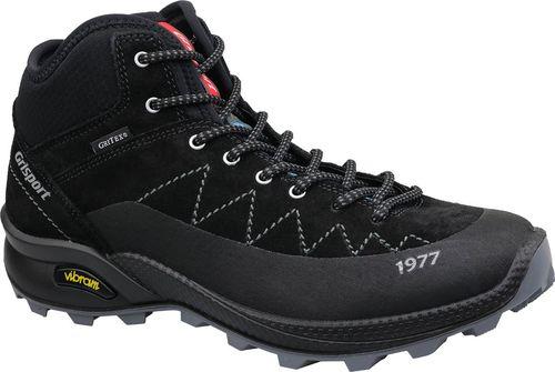 Grisport Buty męskie 470 Nero Vesuvio czarne r. 45 (13143V14G)