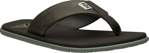 Helly Hansen Japonki męskie Seasand Leather Sandal brązowe r. 41 (11495-713)