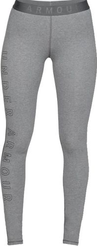 Under Armour Spodnie damskie Favourite Wordmark Legging szare r. M (1329318-012)
