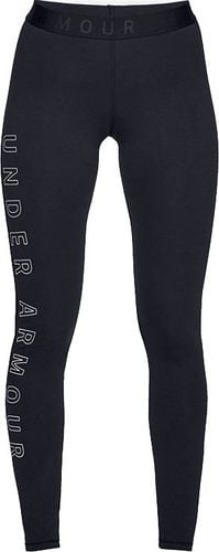 Under Armour Spodnie damskie Favourite Wordmark Legging czarne r. M (1329318-001)