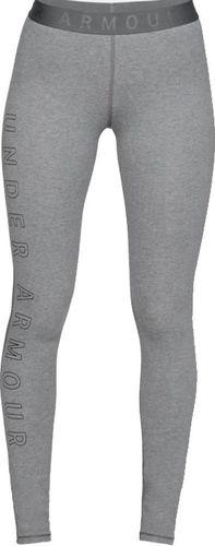 Under Armour Spodnie damskie Favourite Wordmark Legging szare r. L (1329318-012)