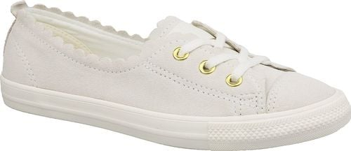 Converse Buty damskie Chuck Taylor All Star Ballet Scallop beżowe r. 37 (563482C)