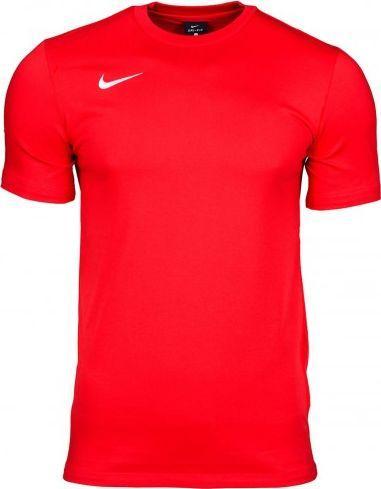 Nike Koszulka dziecięca Tee Team Club 19 czerwona r. 147-158cm (AJ1548 657)