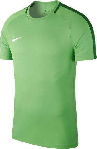 Nike Koszulka męska M NK Dry Academy 18 Top SS zielona r. L (893693 361)