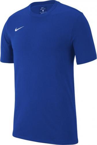 Nike Koszulka męska Team Club 19 Tee niebieska r. XL (AJ1504 463)