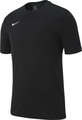 Nike Koszulka męska Team Club 19 Tee czarna r. M (AJ1504 010)
