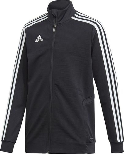 Adidas Bluza dziecięca Tiro 19 Jkty czarna r. 140 (DT5276)