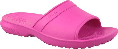 Crocs Crocs Classic Slide Kids 204981-6X0   różowe 36/37