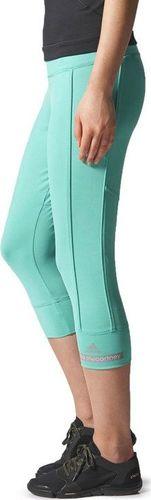 Adidas Legginsy damskie The 3/4 Tight zielone r. S (S02970)
