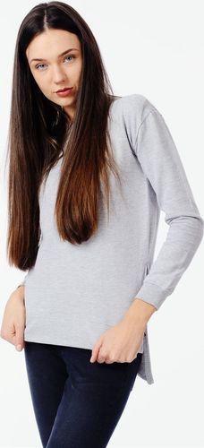 Rock Angel Jasnoszara bluza bez kaptura damska Rock Angel XL