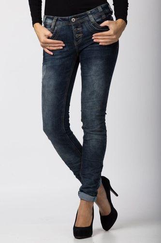 Urban Surface Spodnie jeansowe typu SlimFit - Urban Surface XS