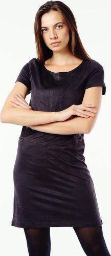 Emoi Sukienka mini czarna Emoi by Emonite XXL