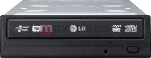 Napęd LG GH24NSB0 RBBB black bulk SATA (bez softu)  GH24NSB0RBBB
