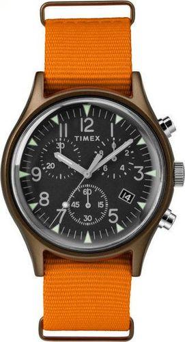Zegarek Timex Zegarek Timex MK1 TW2T10600 Chronograf uniwersalny