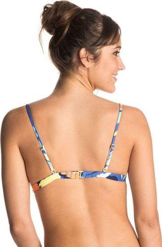 Roxy Góra do bikini Noosa Floral Fixed Tri r. L (ERJX303043-PMK6)
