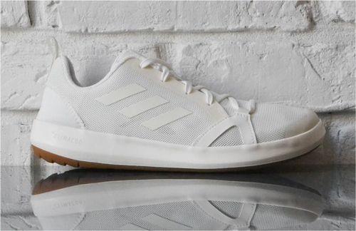 Adidas Buty męskie Terrex ClimaCool Boat białe r. 43 1/3 (BC0503)