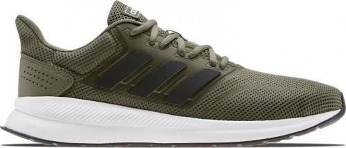 Adidas Buty męskie Runfalcon khaki r. 47 1/3 (G28729)