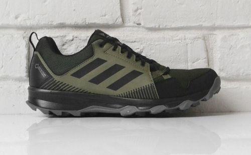 Adidas Buty męskie Terrex Tracerocker Gtx zielone r. 40 2/3 (BC0435)