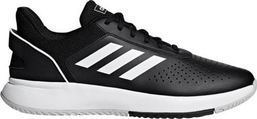 Adidas Buty męskie Courtsmash czarne r. 44 2/3 (F36717)