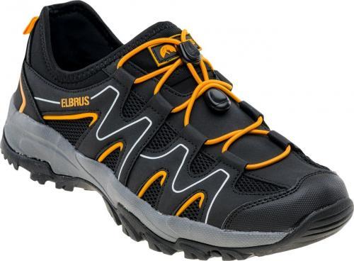 Elbrus Buty męskie Gerdis Black/Dark Grey/Radiant Yellow r. 42