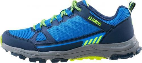Elbrus Buty męskie Rivani Royal Blue/Navy/Lime r. 46