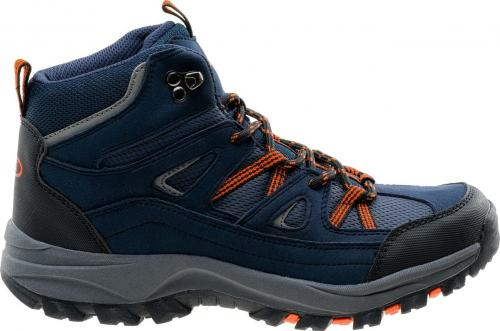 Martes Buty dziecięce Rinland Mid Teen Navy/Black/Orange/Dark Grey r. 36
